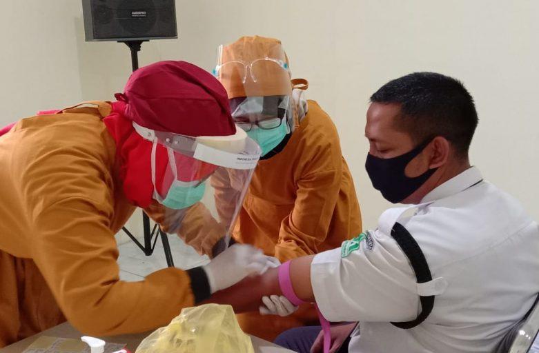 Vaksinasi RS Airlangga