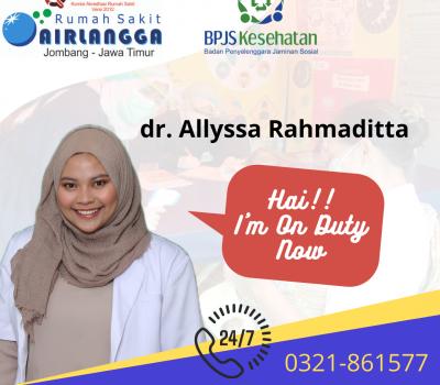 dr. Allyssa Rahmaditta