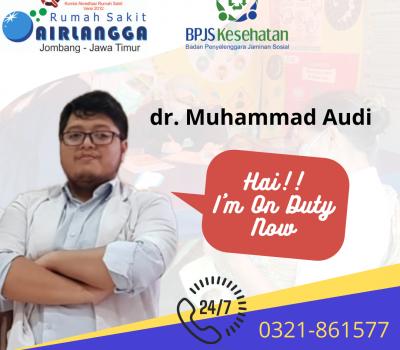 dr. Muhammad Audi