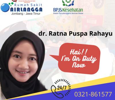 dr. Ratna Puspa Rahayu
